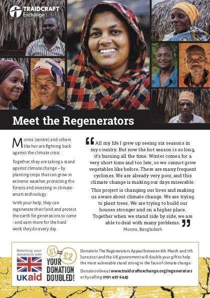 Regenerators poster 1