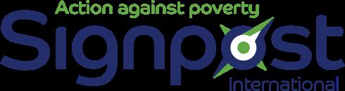 signpost international logo