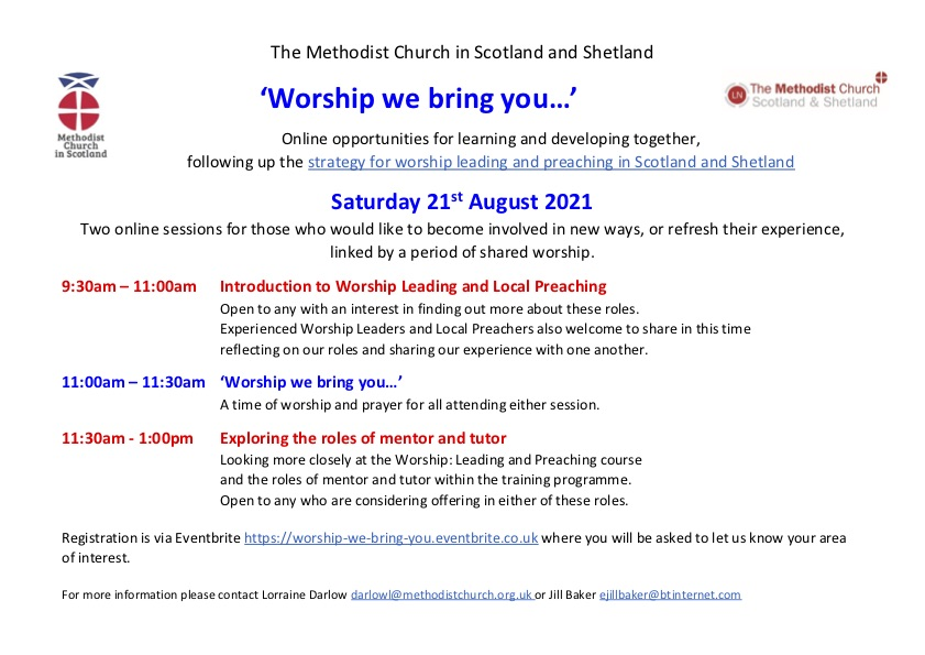 Worship We Bring you filer